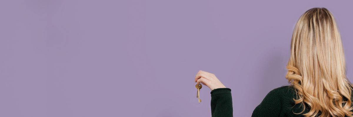 Woman with key - CP - Q2 Purple - banner.jpg